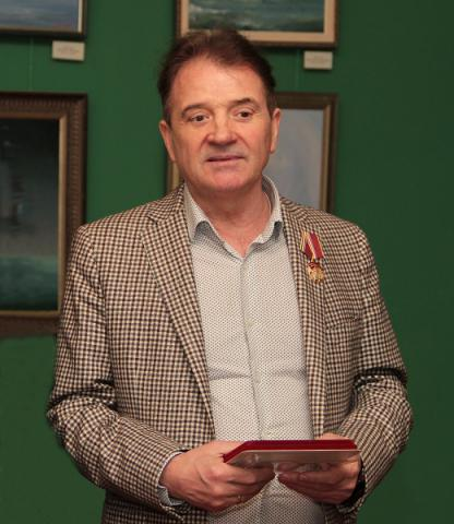 ГАЙГЕРОВ Николай Николаевич