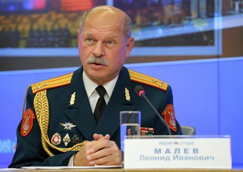 МАЛЕВ Леонид Иванович