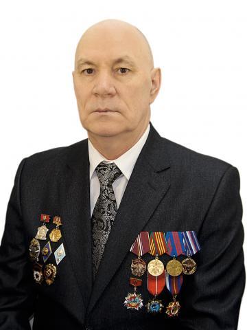 ЛУШНОВ Вячеслав Иванович