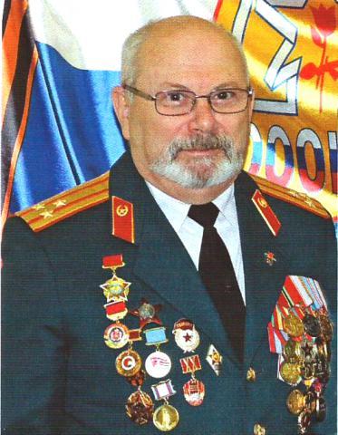 ХРИЧЕНКО Константин Иванович