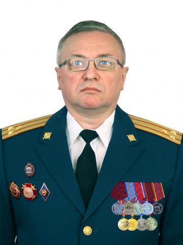 КОЛЕСНИКОВ Сергей Сергеевич, ЛВВПУ
