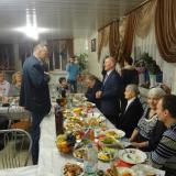 Юбилей комбата ЛВВПУ полковника Владимира Рудева